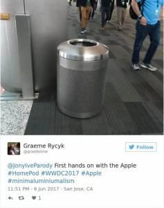 蘋果的智能音箱剛發布,結果又意料之中的被網友們炒作一番...