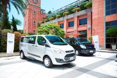 歐洲豪華商旅首選FORD「福特旅行家」搭載自排變速箱全新上市
