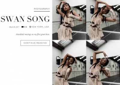 這個華裔姑娘長得普普通通,靠什麼征服看臉的時尚圈
