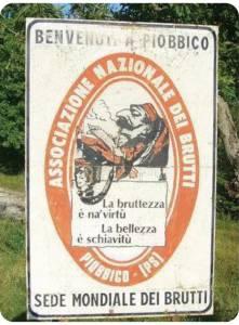 意大利丨只有長得醜的人才能進入的小鎮
