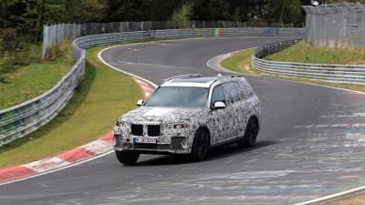 BMW X7 七人SUV市售車型登場!