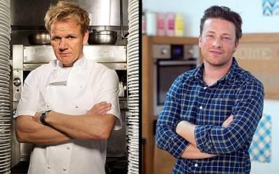 3分鐘了解為什麼「地獄神廚 Gordon Ramsay 」會和「明星廚師 Jamie Oliver 」有如此深仇大恨!