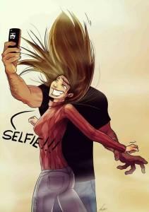 他將與妻子的日常畫成了漫畫並傳到FB,刷爆了國外的朋友圈,暖化了無數粉絲的心