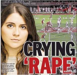 她報警說被倆男的拖進廁所輪姦,卻被警方一秒拆穿謊言…背後的原因,有點醉