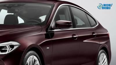 BMW 6 GRAN TURISMO官方照片曝光