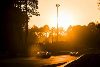 領先科技 競逐未來 由FORD GT超級跑車洞見FORD未來量產車