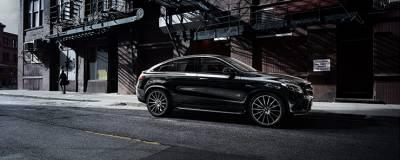 MERCEDES AMG GLE 43 4MATIC COUPE 搶佔豪華SUV市場