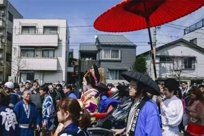 天下奇祭,日本的生殖器祭典!未成年禁止入內!