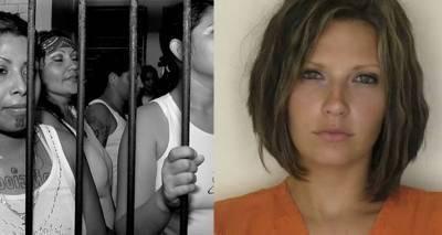盤點5個「史上最美的女囚犯」,怎麼看都不像是殺人魔。 5 竟讓20多名員警愛上她,罪孽深重...