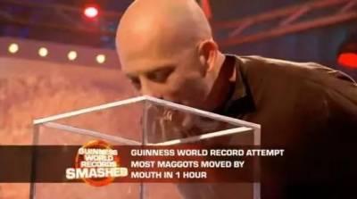 10個噁心的世界紀錄,我是不想去爭啦 6連下面的毛也可以破紀錄