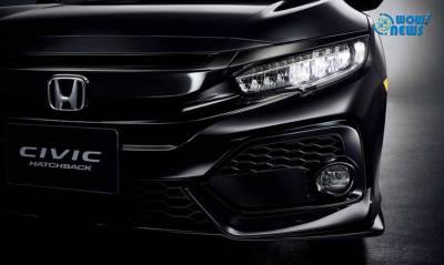 第十代HONDA CIVIC下月發表,三款日規車型一次公開!