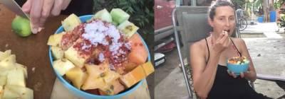 水果配上辣椒粉才是這個夏天的正解,吃一口絕對上癮!
