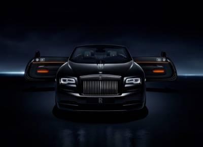 ROLLS ROYCE 推出BLACK BADGE 純黑特仕車