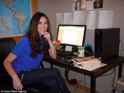 靠著吃同事的垃圾,她最後活生生省出3萬美金,旅游去了....這技能,真的無法複製啊!