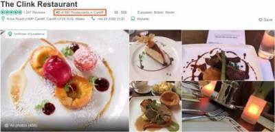 這個英國男人把餐廳開在監獄,廚師跑堂是殺人犯毒販……為了吃他家的飯,公爵夫人都排隊「坐牢」