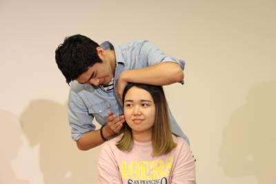 幫女朋友「吹頭髮」和「卸妝」好貼心?!張軒睿與涂善存分享對女友做過最貼心的事...男友就是要找這款!
