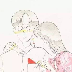 污萌美少女:戀愛中的這些小動作,最能撩撥人心!看完都想談戀愛了