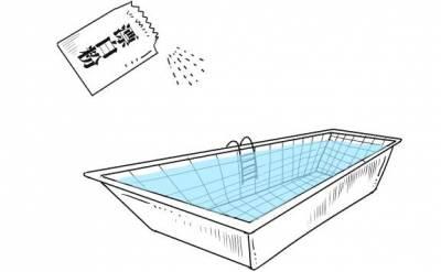 嗆一口泳池水相當於喝了多少尿?!
