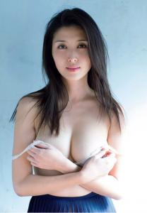 日本網站票選10大「有胸無顏」排行榜!!!AKB 知名女星們也接連中槍! 4清純可人的她居然也上榜……