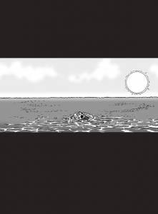 經過這片海域的飛機總會「莫名失事」,男子的班機失事後幸運獲救,才發現島上藏著「失事的黑暗真相」啊…