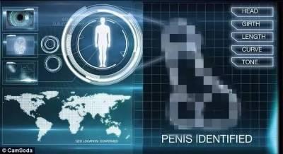 國外一個成人視頻直播網站,推出一個超級特別登錄帳號的方式,必須透過「生殖器」驗證登錄