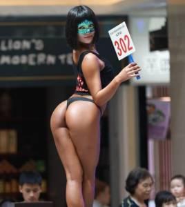 這名19歲少女「每天重訓 6小時」被評選為「全中國最美臀部」,超完美身材 圓潤的雙臀讓人直呼「太性感」!