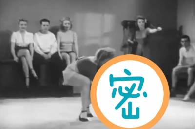 70年前的女孩是怎樣暴打色狼的