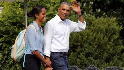 歐巴馬女兒進哈佛的背後,竟藏着這樣的秘密!