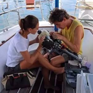 這對80後夫妻花光積蓄買帆船,辭職用8個月環海旅行,其實你想要的生活並沒那麼難!