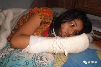 老公從外地回來說要「給她驚喜」,特地用繩子綁 用布矇雙眼...接下來就把她的手指全部砍斷!