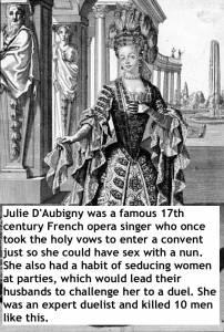 6個「歷史老師不敢告訴你」的成人級冷知識。 5女巫「騎掃把」的起源是女性把木棍插進...