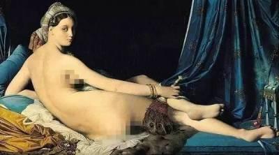 為什麼歐洲很多畫作和雕塑都是裸體?原來這才是原因...