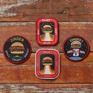 可怕!肯德基的新品漢堡,13 萬元 1 個