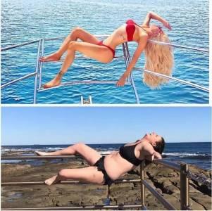 澳大利亞的喜劇演員,迷上cosplay把當紅女明星cos後,結果....