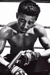 大陸拳王鄒市明霸氣回應日本木村翔選手,拳力以赴,衛冕之路是用石頭般的拳頭打出來的!