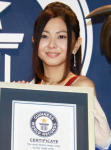 【ACGer】世界級成就,倉木麻衣獲得「同一歌手為同一動畫演唱主題曲最多次數」金氏世界紀錄