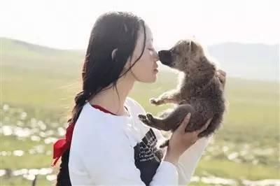 她是「中國第一狼女」,與狼七年的傳奇故事令人感動,而她用生命和愛只是為了告訴我們···