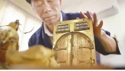 10.1級地震,故宮模型屹立不倒!英國電視台揭秘紫禁城建築之神奇!