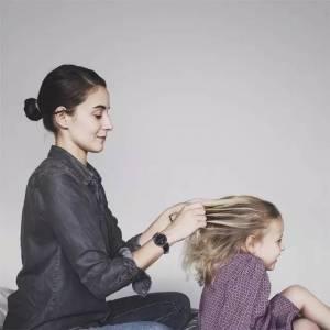 她不工作,只給女兒拍照,居然拍出了20多萬的粉絲!