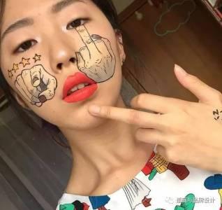 日本妹子畫畫真不要臉!