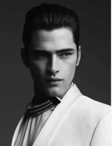 模特界的一哥,世界最完美的男人,這樣的他帥炸裂啊!