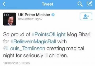 為了讓一群女孩尖叫瘋狂!這個假王子,開了一場你意想不到的Party,連英國首相也被驚動了!