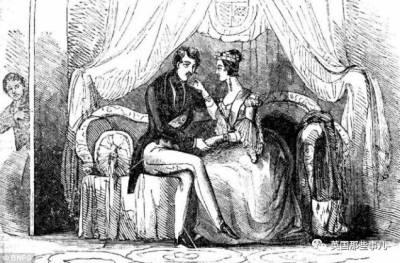 他在白金漢宮裡躲了整整1年多監視女王... 這大概是當年王室最怕的人...