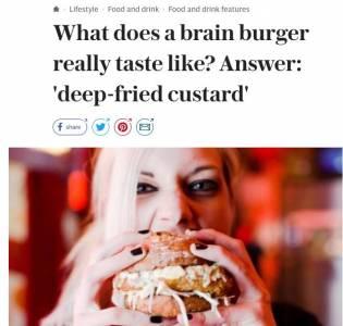 吃著自家奇葩食物的歪國人,居然嫌棄我朝美味的皮蛋……