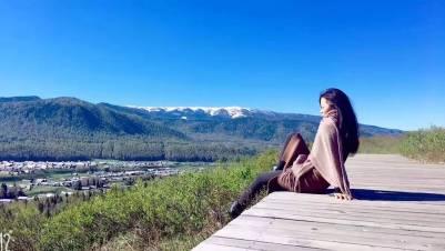 90後美女編輯「任性」裸辭,在西北最美村落爆改木屋,過上輕歌木馬慢生活