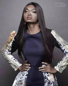 以「醜」出名的泰國妹子,自信滿滿最後成為明星模特兒