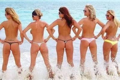 全球最大的裸體小鎮,所有男女都禁止穿衣服,違者坐牢罰款!