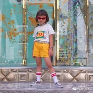 她是coco,她今年6歲,她是原宿的小明星...她的風格,你覺得呢