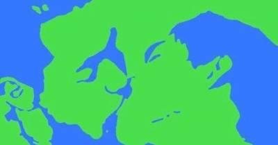 男子無聊傳了這張「世界地圖」的照片給女友,想不到卻被女友發火大罵:我們分手吧你這禽獸!