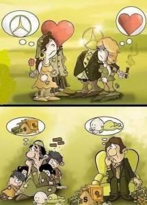 6張圖揭露婚姻的真相!朋友圈都傳瘋了!